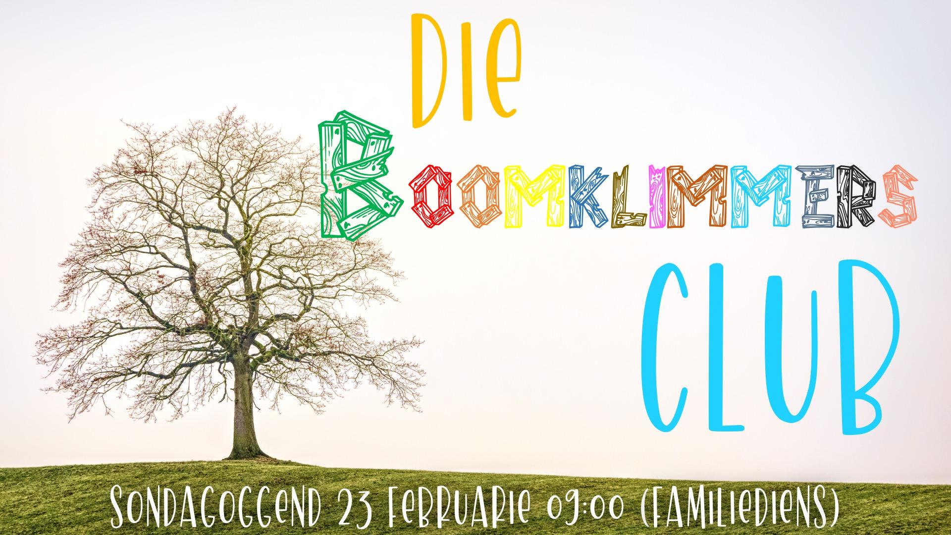 Die Boomklimmers Club